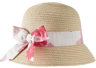 Old Navy Floral Bow-Tie Cloche Hats for Baby