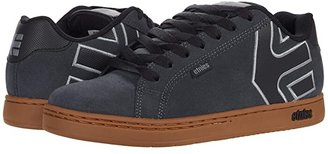 Etnies Fader (Grey/Gum) Men's Skate Shoes