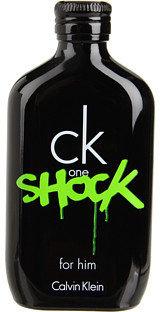 Calvin Klein One Shock 3.4 oz. EDT for Men