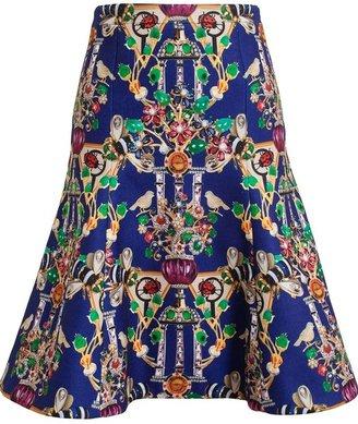 Mary Katrantzou 'Space' skirt
