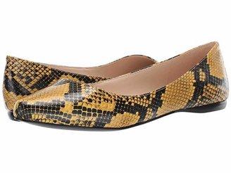 Nine West SpeakUp Flat (Black) Women's Dress Flat Shoes