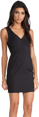 Black Halo Vera Mini Dress