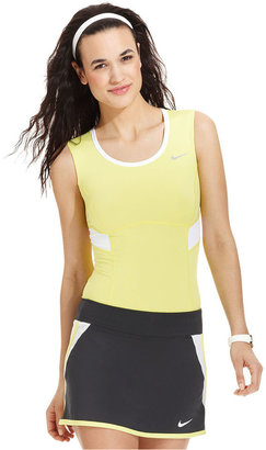 Nike Top, Power Dri-FIT Mesh Tank