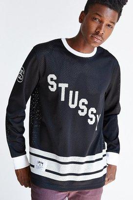Stussy Mesh Long-Sleeve Tee