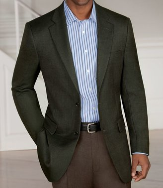 Jos. A. Bank Signature Tailored Fit Textured 2-Button Sportcoat - Sizes 44 X-Long-52