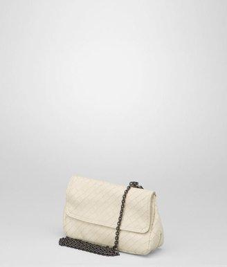Bottega Veneta Antique intrecciomirage messenger mini bag
