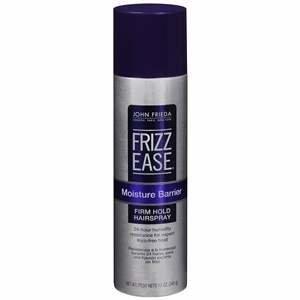 John Frieda Frizz-Ease Moisture Barrier Hairspray, Firm-Hold