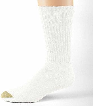 Gold Toe 3-pk. Ultra Crew Socks