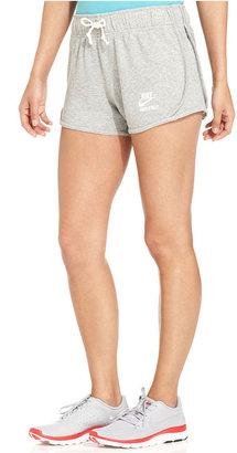 Nike Shorts, Vintage Fleece Tempo Active