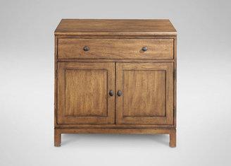Hawke Door Cabinet, Umber