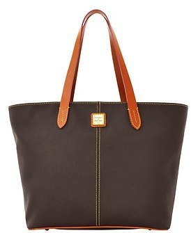 Dooney & Bourke Large Zip Shopper