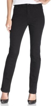 Style&Co. Style & Co Petite Tummy-Control Slim-Leg Jeans, Petite & Petite Short, Created for Macy's