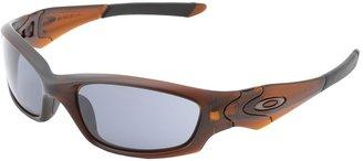 Oakley D-MPH Straight Jacket (Matte Rootbeer w/Bronze) - Eyewear