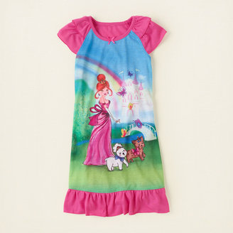 Children's Place Princess nightgown