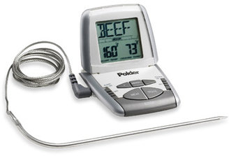 Polder Deluxe Preset Meat Thermometer