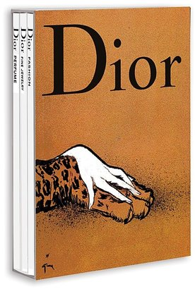 "Assouline Dior"" Books, Set of 3"