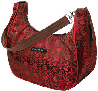 Petunia Pickle Bottom 'Touring Tote' Glazed Diaper Bag Amaryllis Roll One Size