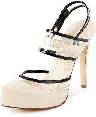 BCBGeneration Shoes, Pisces Slingback Pumps