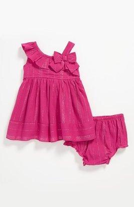 Sweet Heart Rose Sundress & Bloomers (Baby)