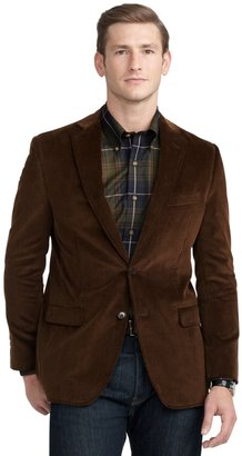 Brooks Brothers Fitzgerald Fit Relaxed Corduroy Sport Coat