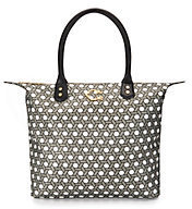 C. Wonder Mini Trellis Printed Easy Tote