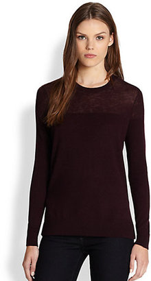 Vince Long-Sleeve Cashmere Tunic
