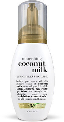Ulta OGX Coconut Milk Weightless Mousse
