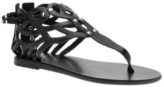 Ancient Greek Sandals 'Medea' flat sandal