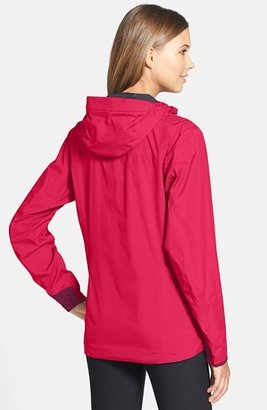 Arc'teryx 'Solano' Windstopper® Hooded Jacket