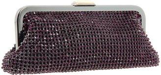 BCBGMAXAZRIA Rue Clutch (Iris) - Bags and Luggage