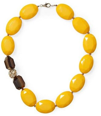 Sabine Short Faceted Beaded Necklace
