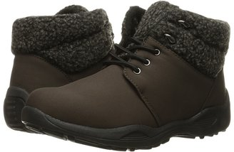 Propet - Madison Ankle Lace Women's Cold Weather Boots $79.95 thestylecure.com