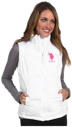 U.S. Polo Assn. Solid Vest w/Big Pony