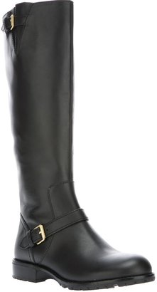 Marc by Marc Jacobs leather calf length boots