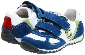 Naturino Nat Isao SP12 (Infant/Toddler) (Blue Multi) - Footwear