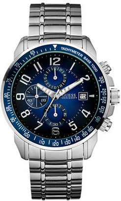 GUESS Mens Chronograph Sport Ready Watch