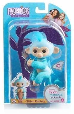 Fingerlings Amelia Monkey Toy