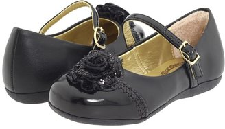 Pampili 188.105 (Infant/Toddler) (Black) - Footwear