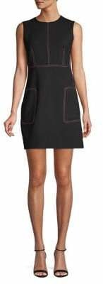 Diane von Furstenberg Sleeveless Sheath Dress