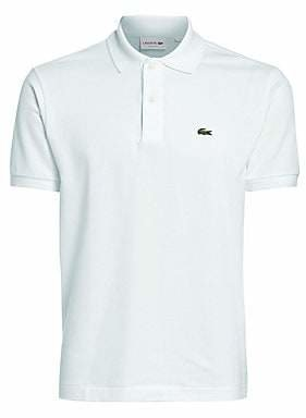 Lacoste Men's Knit Cotton Polo