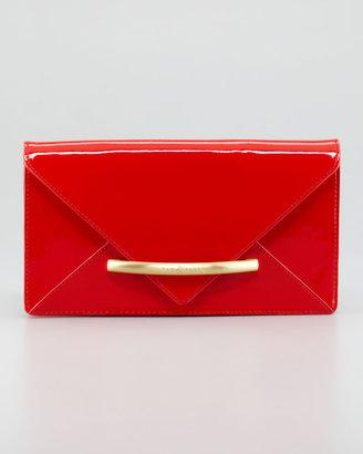 Zac Posen ZAC by Marlene Envelope Clutch Bag, Poppy