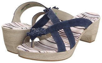 Think! Zeppa Stone Thong - 88530 (Marine/Kombi) - Footwear
