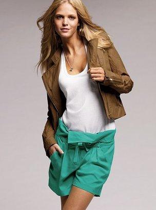 Victoria's Secret Fuji silk short