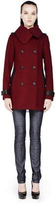 Mackage Patricia Double Breast Wool Coat