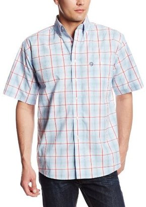 Wrangler Men's George Strait Collection Short Sleeve Shirt