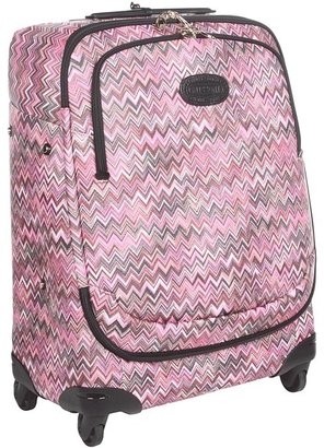 Bric's U.S.A. - Missoni for 26 Spinner (Rosa) - Bags and Luggage