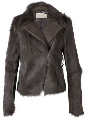 Vanessa Bruno Goat Fur Jacket