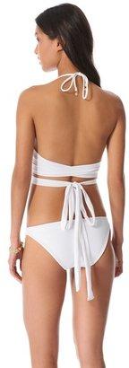 Tori Praver Swimwear Jasmine Bikini Top
