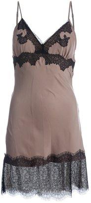 Gold Hawk Slip dress