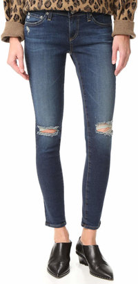 AG The Legging Ankle Jeans $225 thestylecure.com
